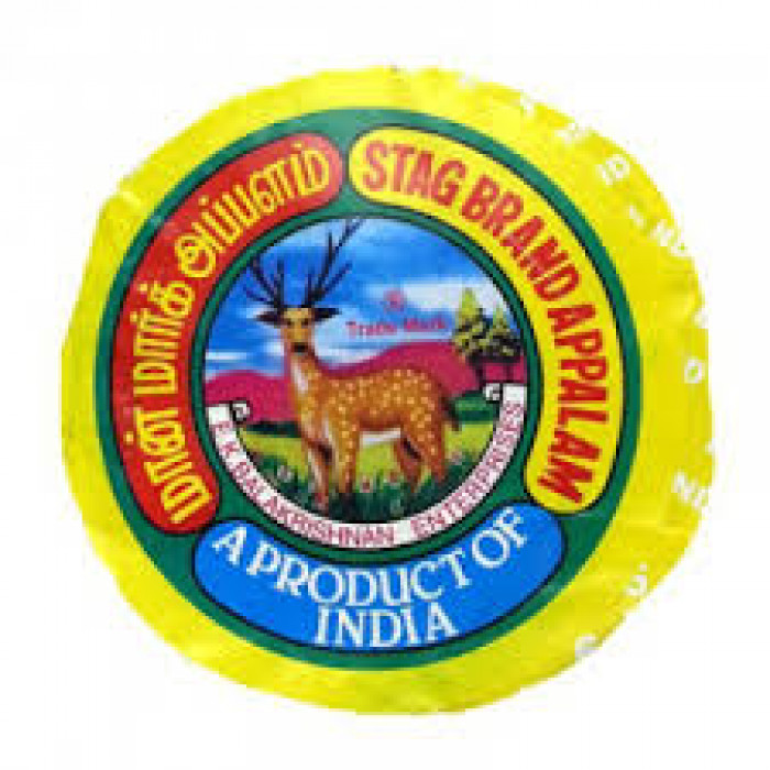 STAG Appalam 120g