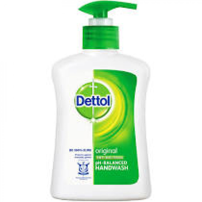 DETTOL ORIGINAL HANDWASH 250ML