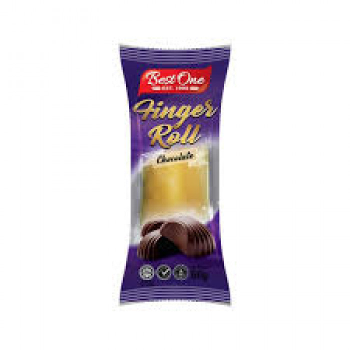 BEST ONE FINGER ROLL CHOCOLATE 60G