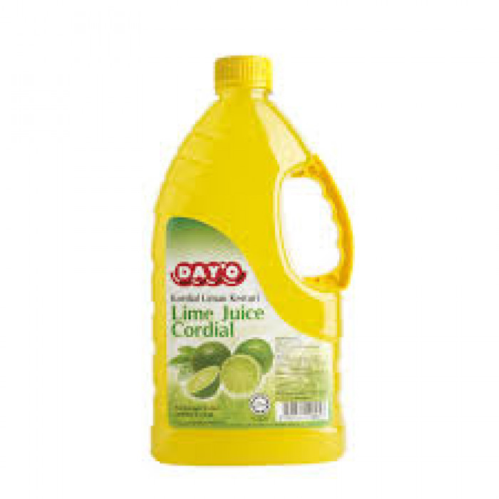 DAYO LIME JUICE 2L