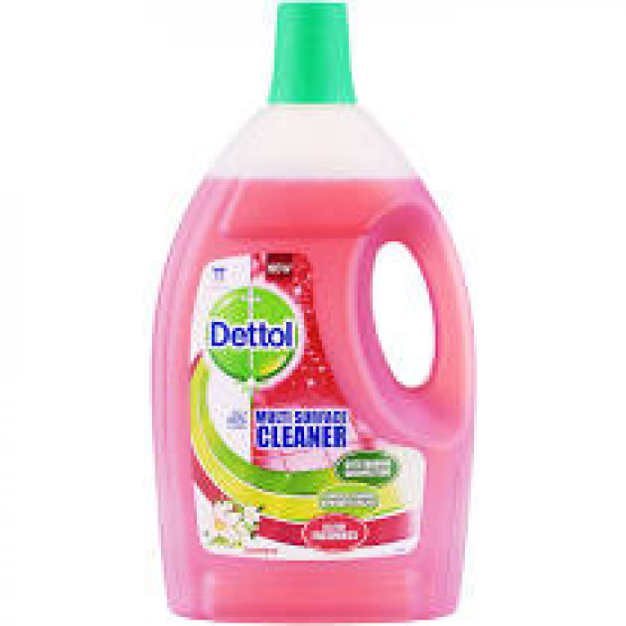 DETTOL MULTI SURFACE CLEANER  JASMINE 2L