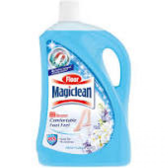 MAGICLEAN  FLOOR CLEANER FLORAL 2L