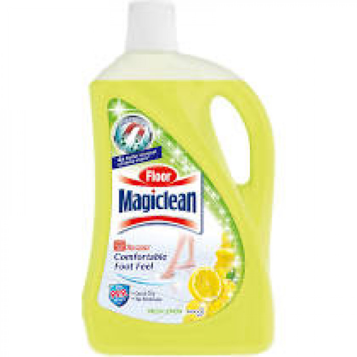 MAGICLEAN  FLOOR CLEANER LEMON 2L