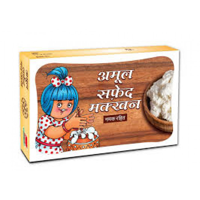 AMUL WHITE BUTTER 100G