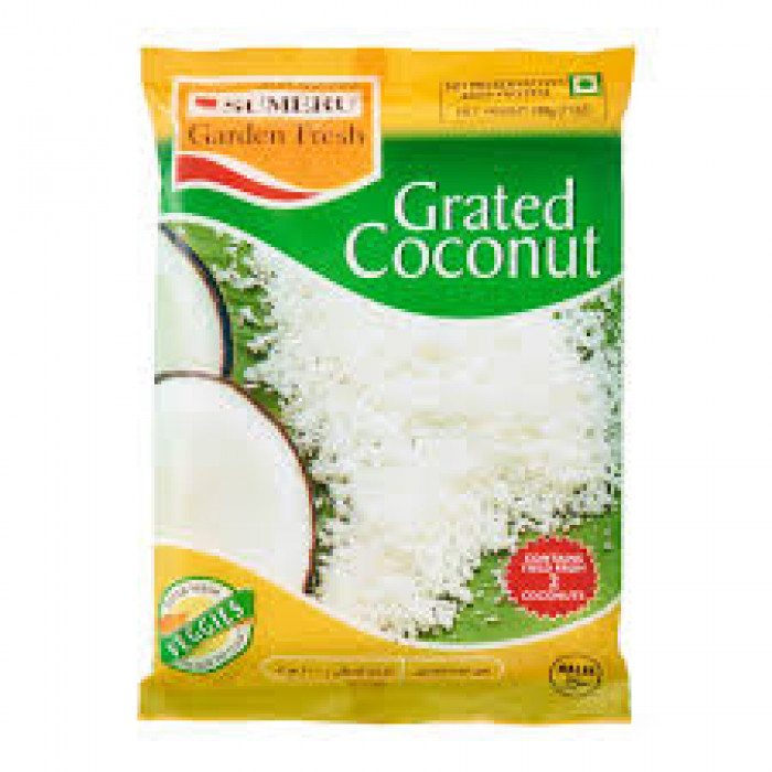 GRATED COCONUT 200G