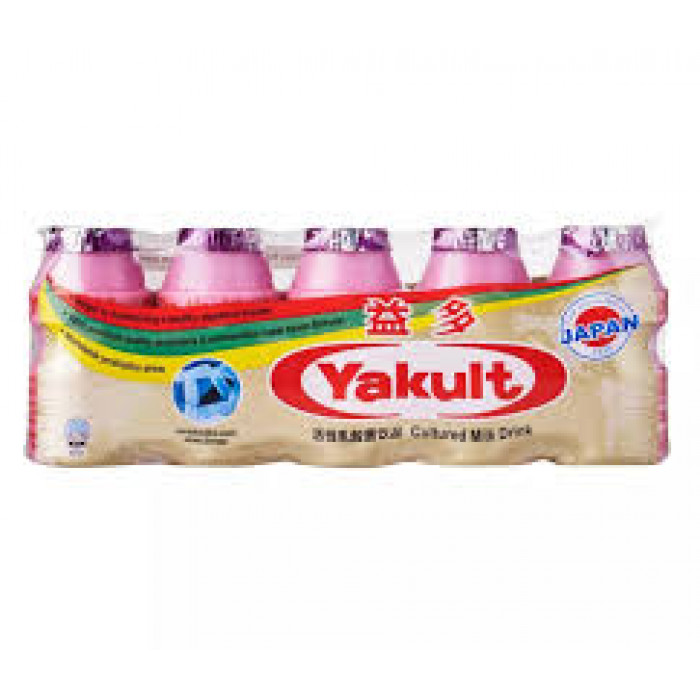 YAKULT MILK DRINK  GRAPE