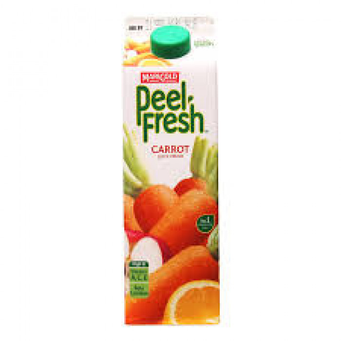 MARIGOLD PEEL FRESH CARROT 1L