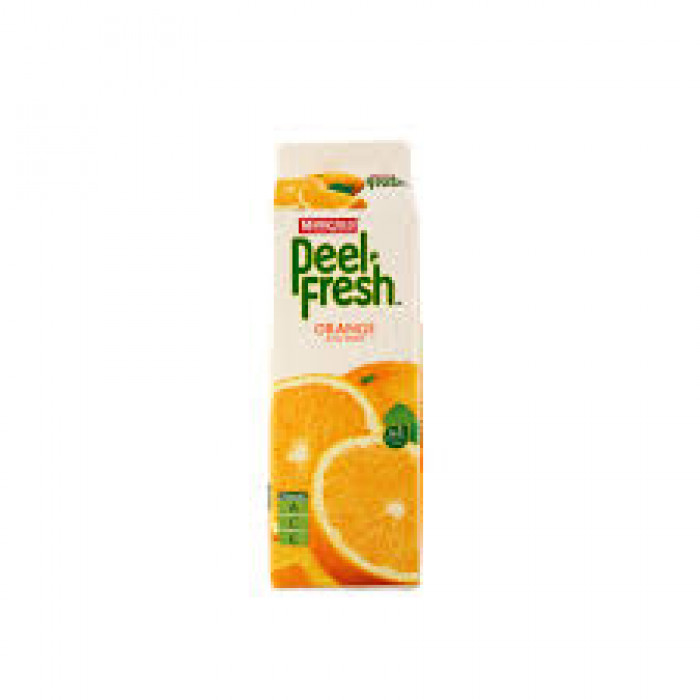 MARIGOLD PEELFRESH ORANGE 1L