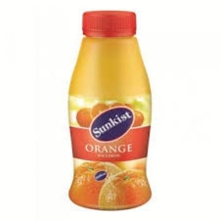 SUNKIST ORANGE JUICE 250ML