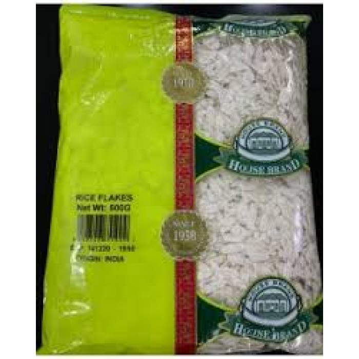 HB RICE FLAKES 500G