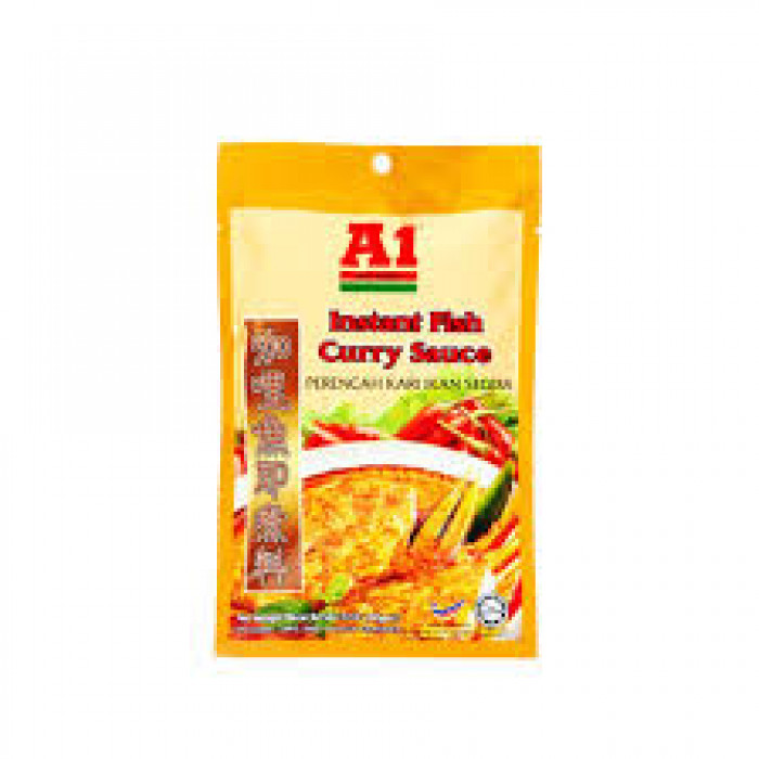 A1 FISH CURRY SAUCE 240G