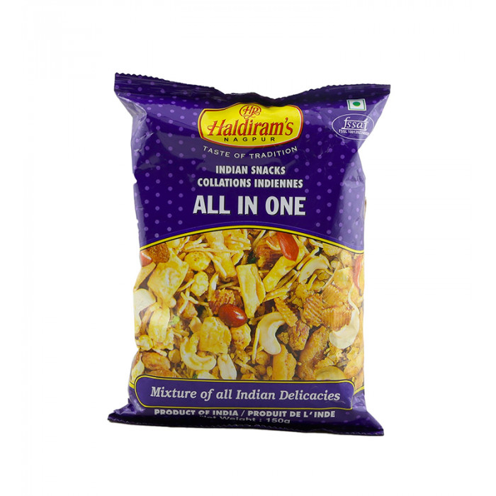 HALDI ALL IN ONE MIXURE 400G