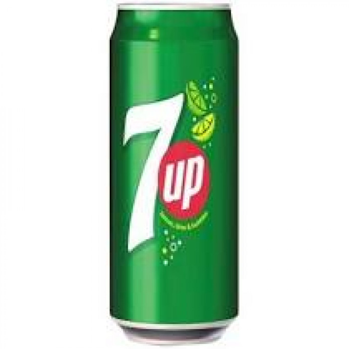7 UP CAN 320 ML