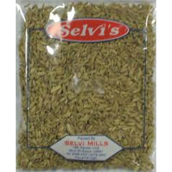SELVIS FENNEL SEED 250G