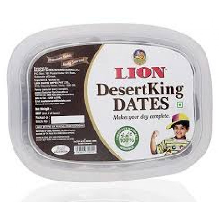 LION DESERTKING DATES 500G